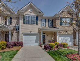 FOR SALE 2 Bedroom Townhome Concord, NC