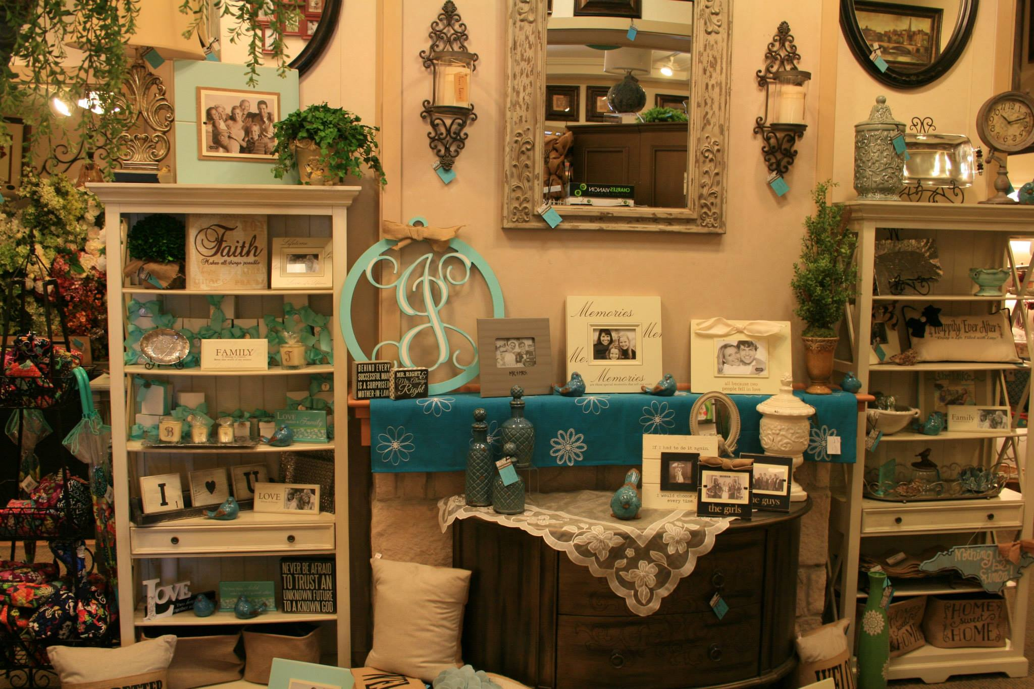 Shop local charlotte home decor stores danielle edwards for Local home decor stores