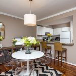 Dining and Kitchen in Dilworth/Selwyn Farms Condo