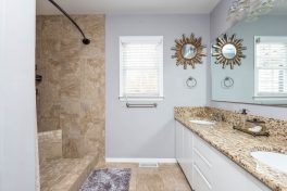 Master Bathroom in Dilworth/Selwyn Farms Condo