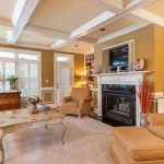 Family Room - Home in the heart of Myers Park!