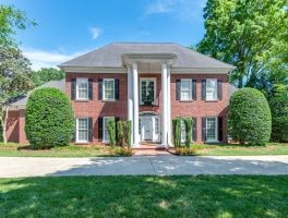 FOR SALE- Stunning home in the heart of Myers Park!