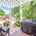Patio - Home in the heart of Myers Park!