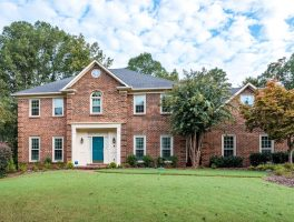 MALLORY MANOR HOME UNDER CONTRACT