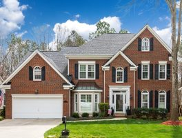 Just listed in suburban South Charlotte