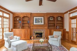 Sell your home faster -Family room before