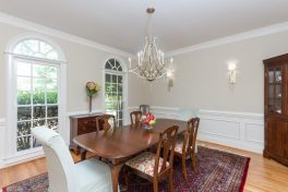 Sell your home faster - Dining room before