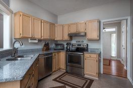 Kitchen of home sold in Cameron Wood