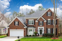 Suburban South Charlotte Home