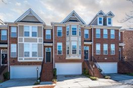 Sold fast! Springs Village townhome
